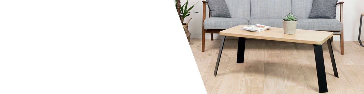 Our coffee table legs