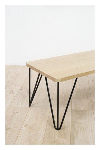 Atelier Ripaton Pieds De Table Design En Acier Et Hairpin Legs Ripaton