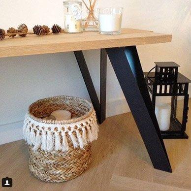 Atelier Ripaton Pieds De Table Design Hairpin Legs Ripaton